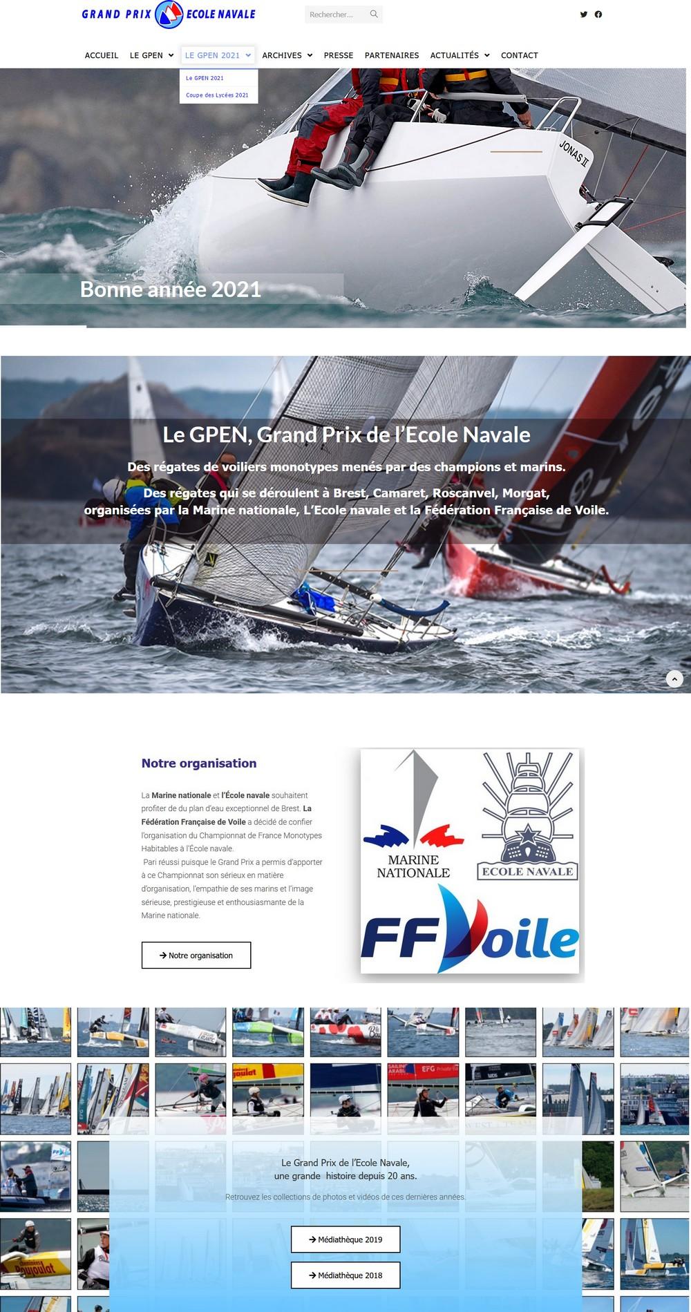 Site internet de Claire DEVILLENEUVE