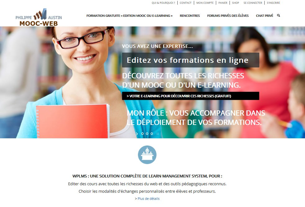 Solution MOOC WPLMS