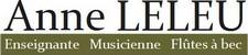 Logo Anne LELEU