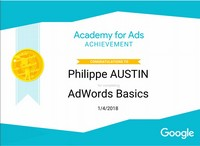 Certification Adwords Basics