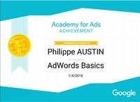 Certification Adwords Basics