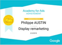 Certification Adwords Display Remarketing