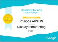 Certification Adwords Display Remarketing