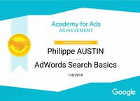 Certification Adwords Search Basics